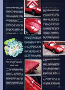 Kitcars International Magazine, August 1990