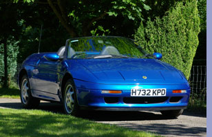 Lotus Elan SE Turbo for sale