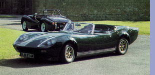 In this setting, the F2 comes across as a sports car in the classic British tradition.